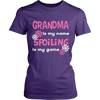 Grandma Is My Name... T-Shirt - Grandma Shirt - TeeAmazing