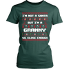 Ugly Granny Sweater T-Shirt - Granny Shirt - TeeAmazing - 12