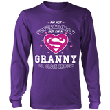 I'm Not Superwoman Granny T-Shirt - Granny Shirt - TeeAmazing
