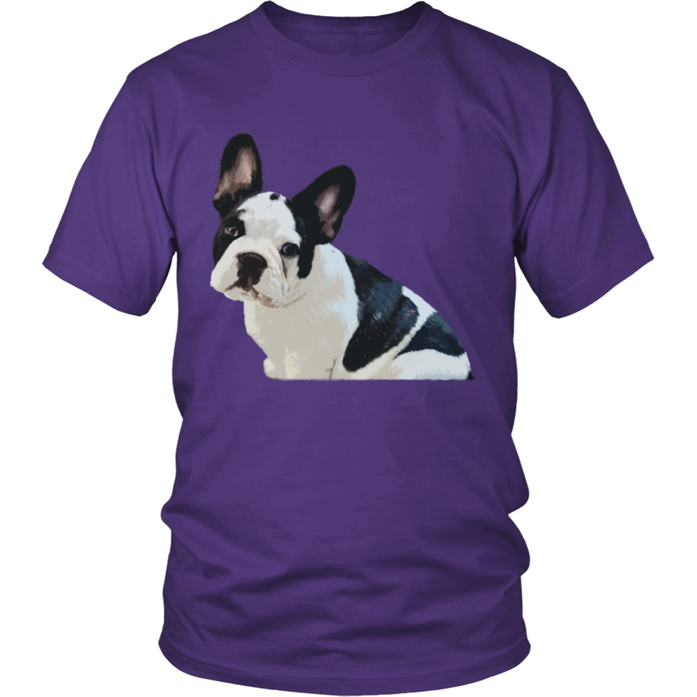 French Bulldog Dog T Shirts, Tees & Hoodies - French Bulldog Shirts - TeeAmazing