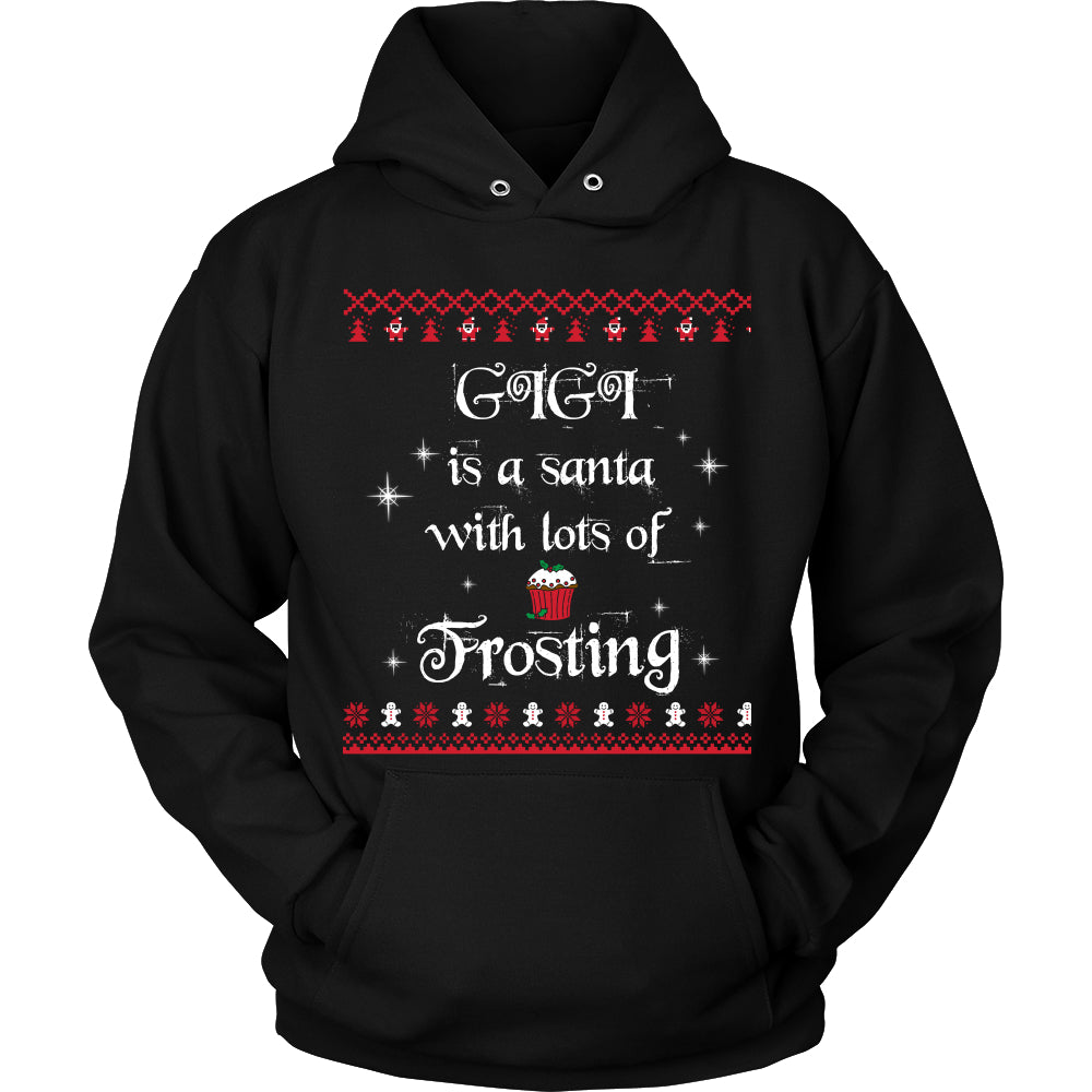 GiGi is a Santa... T-Shirt - GiGi Shirt - TeeAmazing