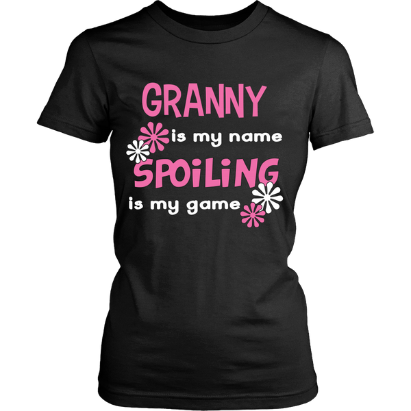Granny Is My Name... T-Shirt - Granny Shirt - TeeAmazing - 9