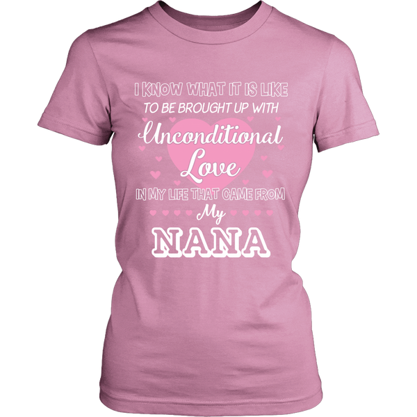 Uncondition Love Nana T-Shirt - Nana Shirt - TeeAmazing - 11