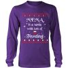 Mema is a Santa... T-Shirt - Mema Shirt - TeeAmazing - 5