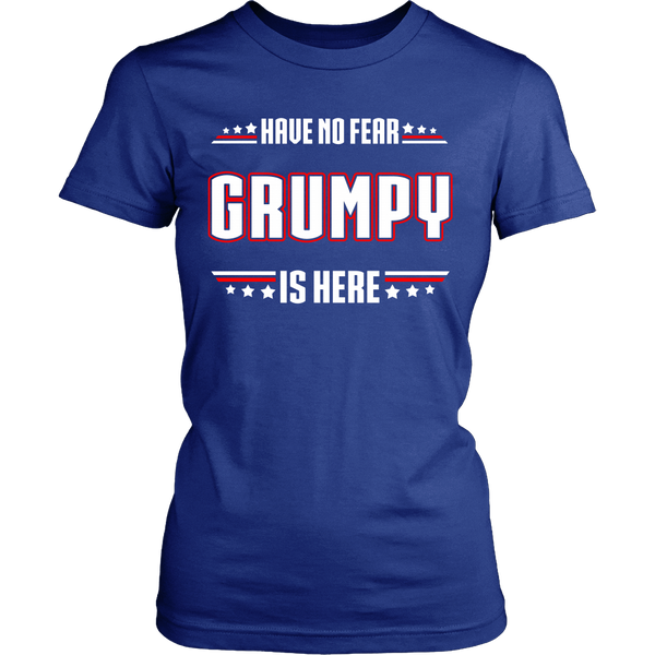 Have No Fear Grumpy Is Here T-Shirt - Grumpy Shirt - TeeAmazing - 10