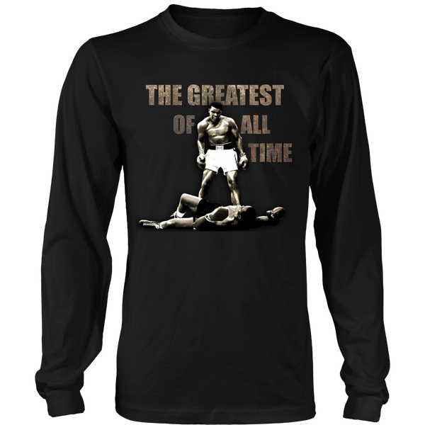The Greatest of All Time T Shirts, Tees & Hoodies -  Muhammad Ali Shirts - TeeAmazing - 5