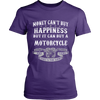 Happiness and Motorcycle That The Same Thing T-Shirt - Motorcycle Shirt - TeeAmazing