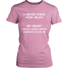 I Never Knew How Much Love Grandma T-Shirt - Grandma Shirt - TeeAmazing - 11