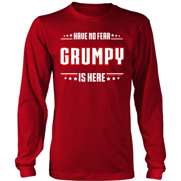 Have No Fear Grumpy Is Here T-Shirt - Grumpy Shirt - TeeAmazing - 5