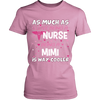MiMi is The Way Cooler Nurse T-Shirt - MiMi Shirt - TeeAmazing - 11