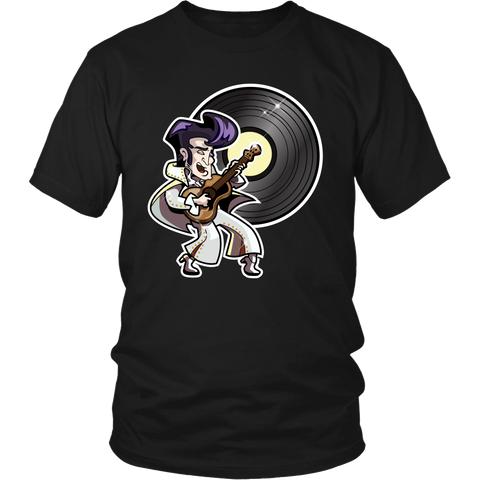 The King of Rock 'n' Roll T Shirts, Tees & Hoodies - TeeAmazing - 1