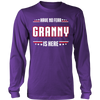 Have No Fear Granny Is Here T-Shirt - Granny Shirt - TeeAmazing - 5