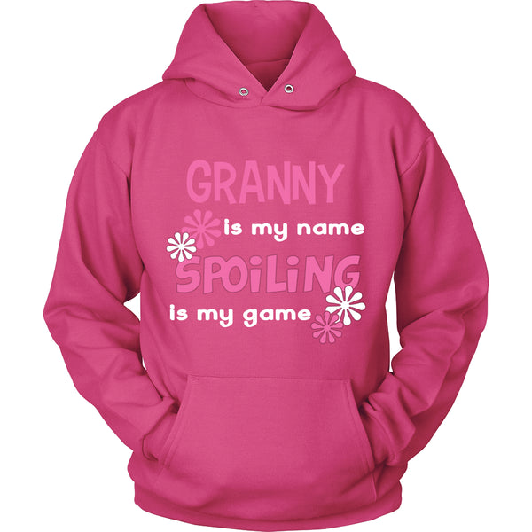 Granny Is My Name... T-Shirt - Granny Shirt - TeeAmazing - 8