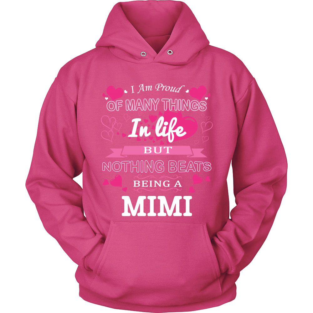 Nothing Beats Being a MiMi T-Shirt - MiMi Shirt - TeeAmazing