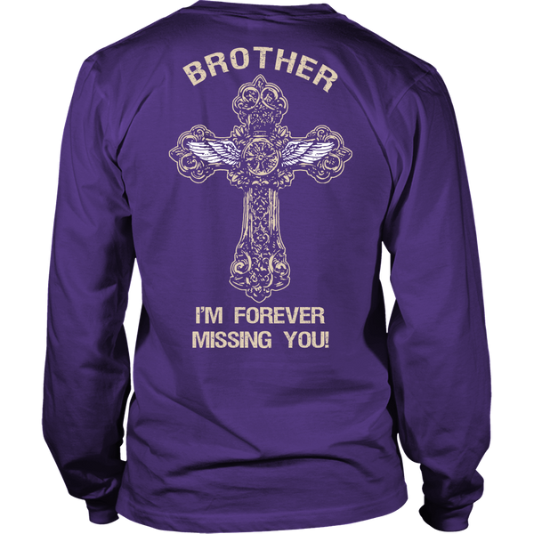 I'm Forever Missing You! Brother T-Shirt - Family Shirt - TeeAmazing - 5