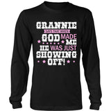Grannie Says That T-Shirt - Grannie Shirt - TeeAmazing