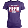 Have No Fear Mema Is Here T-Shirt - Mema Shirt - TeeAmazing - 10