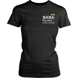 Nana Knows Everything T-Shirt -  Nana Shirt - TeeAmazing