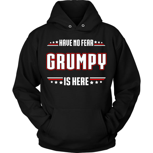Have No Fear Grumpy Is Here T-Shirt - Grumpy Shirt - TeeAmazing - 7