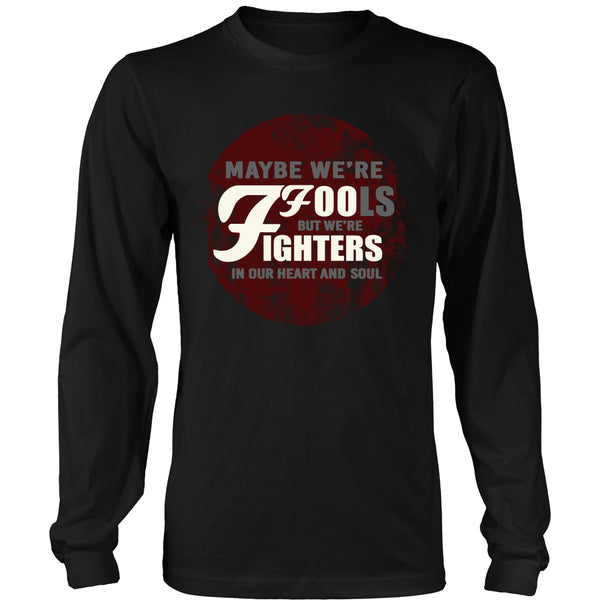 Fools Fighter T Shirts, Tees & Hoodies - Foo Fighter Shirts - TeeAmazing - 4