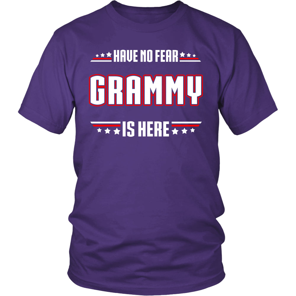 Have No Fear Grammy Is Here T-Shirt - Grammy Shirt - TeeAmazing