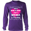 Being Mema Mom Is Priceless T-Shirt - Mema Shirt - TeeAmazing - 6