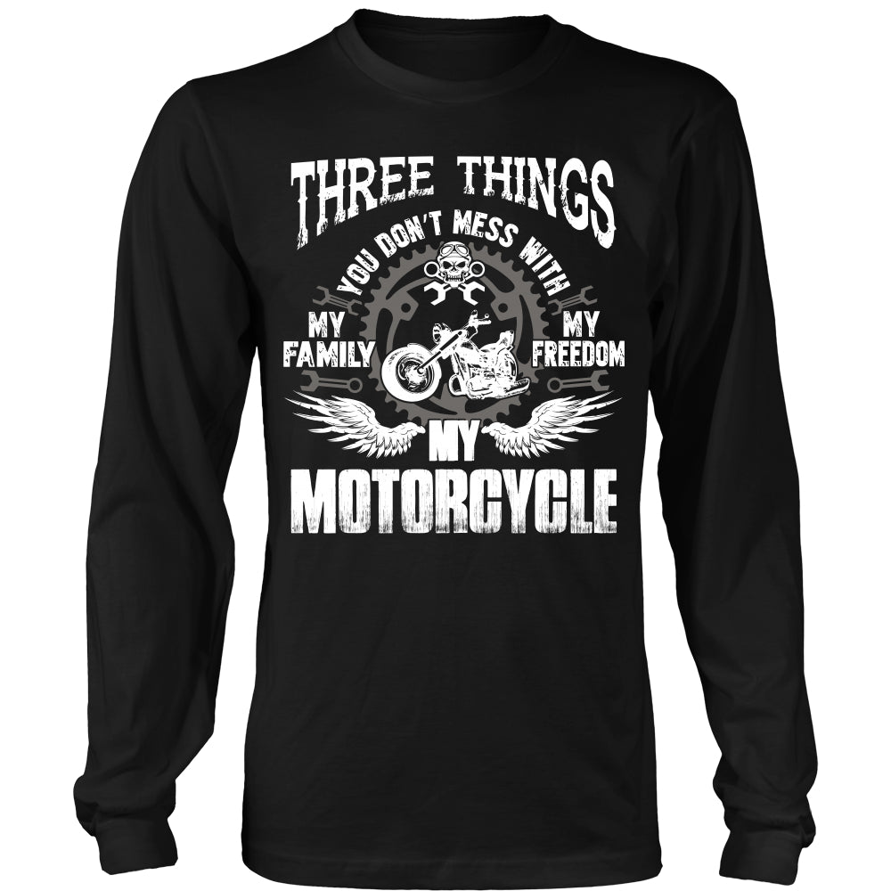 Created Equal Gramps Motorcycle T-Shirt - Gramps Motorcycle Shirt DT5200