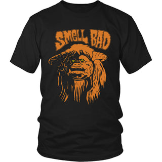 Ludo Smell Bad T Shirts, Tees & Hoodies -  Labyrinth Shirts - TeeAmazing