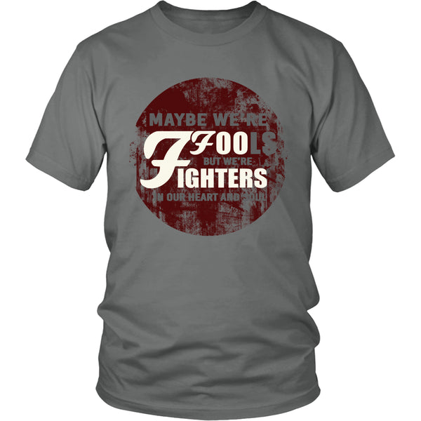 Fools Fighter T Shirts, Tees & Hoodies - Foo Fighter Shirts - TeeAmazing - 2
