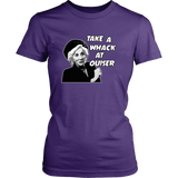 Take a whack at Ouiser! T Shirts, Tees & Hoodies - Steel Magnolias Shirts - TeeAmazing - 10
