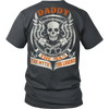 DADDY The Man The Myth The Legend T Shirts, Tees & Hoodies - Dad Shirts - TeeAmazing - 4