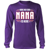 Have No Fear Nana Is Here T-Shirt - Nana Shirt - TeeAmazing