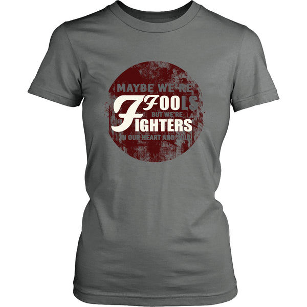 Fools Fighter T Shirts, Tees & Hoodies - Foo Fighter Shirts - TeeAmazing - 11
