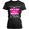 Being Mema Mom Is Priceless T-Shirt - Mema Shirt - TeeAmazing - 9