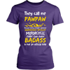 They Call Me Pawpaw Motorcycle T-Shirt - Pawpaw Motorcycle Shirt - TeeAmazing - 10