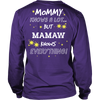 Mamaw Knows Everything T-Shirt -  Mamaw Shirt - TeeAmazing - 12