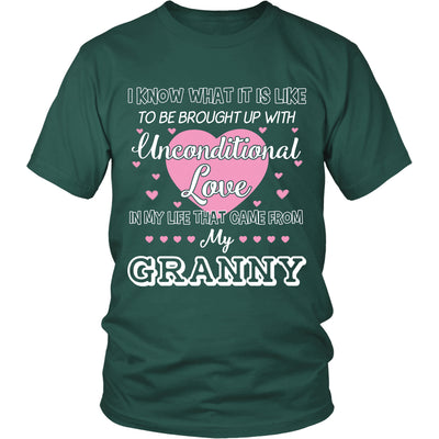 Uncondition Love Granny T-Shirt - Granny Shirt - TeeAmazing