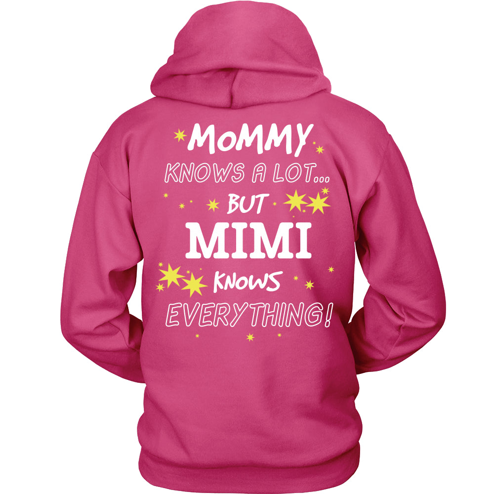 MiMi Knows Everything T-Shirt -  MiMi Shirt - TeeAmazing