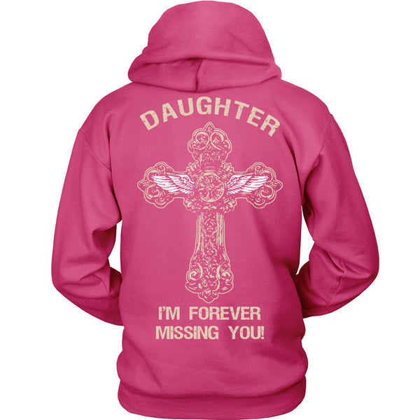 I'm Forever Missing You! Daughter T-Shirt - Family Shirt - TeeAmazing - 8