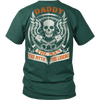 DADDY The Man The Myth The Legend T Shirts, Tees & Hoodies - Dad Shirts - TeeAmazing - 3