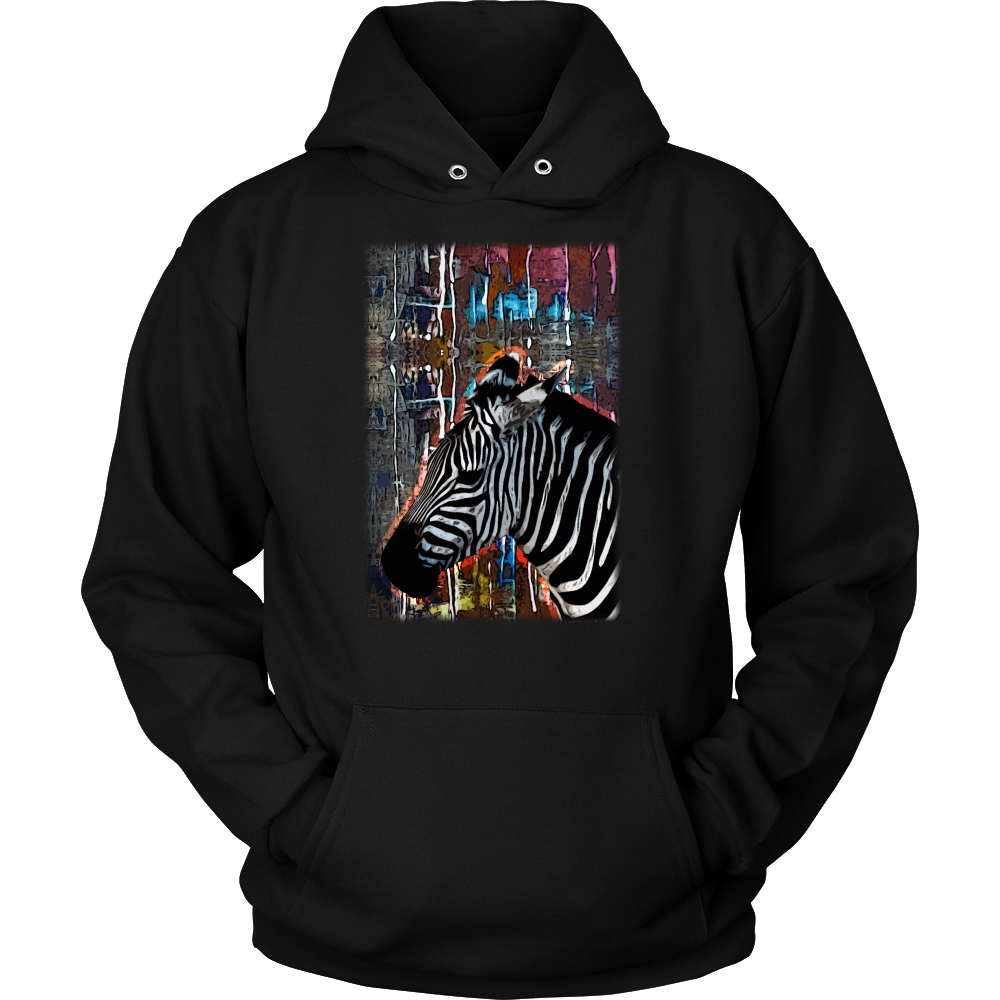 Zebra T Shirts, Tees & Hoodies - Zebra Shirts - TeeAmazing