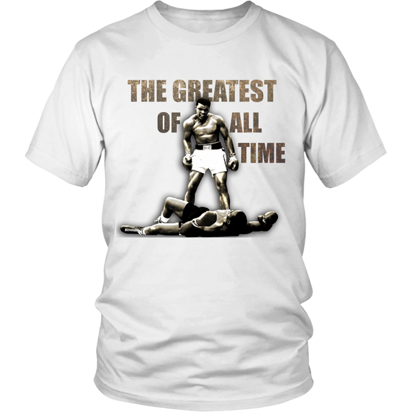 The Greatest of All Time T Shirts, Tees & Hoodies -  Muhammad Ali Shirts - TeeAmazing - 3