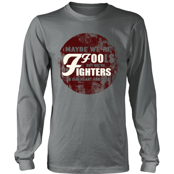 Fools Fighter T Shirts, Tees & Hoodies - Foo Fighter Shirts - TeeAmazing
