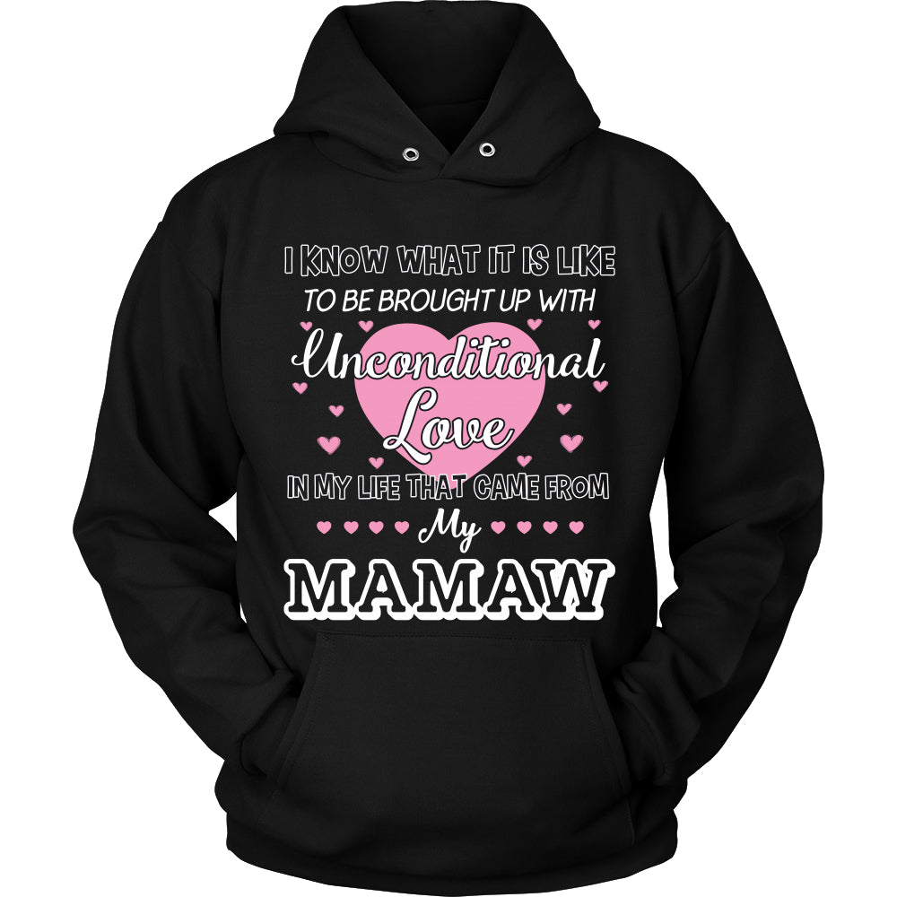 Uncondition Love Mamaw T-Shirt - Mamaw Shirt - TeeAmazing