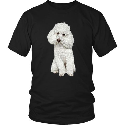 Poodle Dog T Shirts, Tees & Hoodies - Poodle Shirts - TeeAmazing - 1