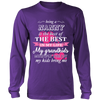 Being a Nanny Is The Best T-Shirt - Nanny Shirt - TeeAmazing - 6