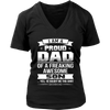 I Am A Proud Dad, Son T Shirts, Tees & Hoodies - Dad Shirts - TeeAmazing - 12