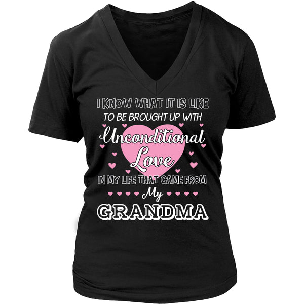 Uncondition Love Grandma T-Shirt - Grandma Shirt - TeeAmazing - 13