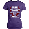 Badass Gramps Motorcycle T-Shirt - Gramps Motorcycle Shirt - TeeAmazing - 10
