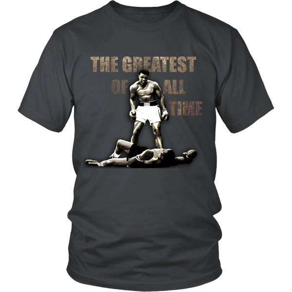 The Greatest of All Time T Shirts, Tees & Hoodies -  Muhammad Ali Shirts - TeeAmazing - 2